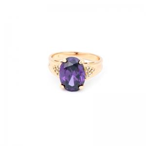 Xuping Ring 18K-0107