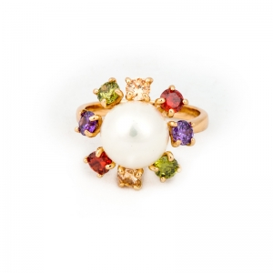 Xuping Ring 18K-0118