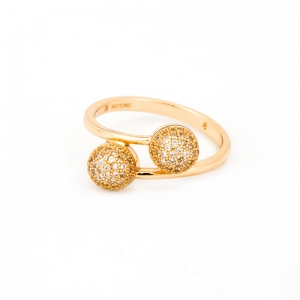 Xuping Ring 18K-0119