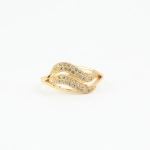 Xuping Ring 18K-0120