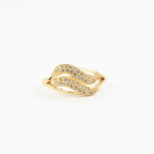 Xuping Ring 18K-0120