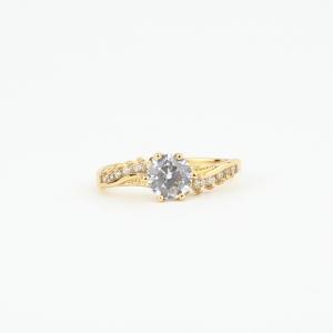 Xuping Ring 18K-0122