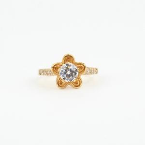 Xuping Ring 18K-0123