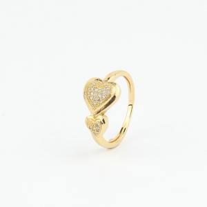 Xuping Ring 18K-0124