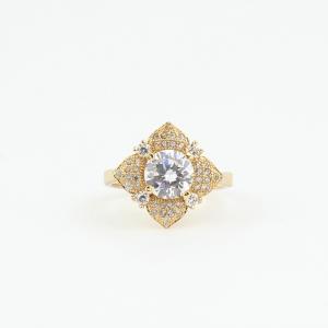 Xuping Ring 18K-0125