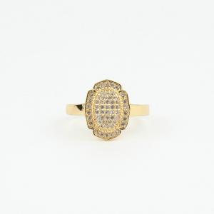 Xuping Ring 18K-0127
