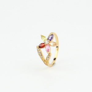Xuping Ring 18K-0129