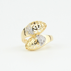 Xuping Ring 18K-0132