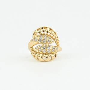 Xuping Ring 18K-0133