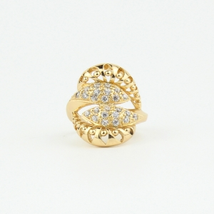 Xuping Ring 18K-0133