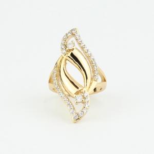 Xuping Ring 18K-0134